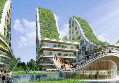 Going Green – Construction, Which the Environment Loves!
